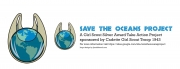 Save the Oceans Project Logo design