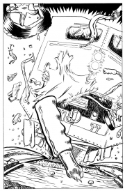 Rubr (page from graphic novel)