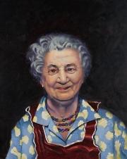 Portrait of Mama Jean
